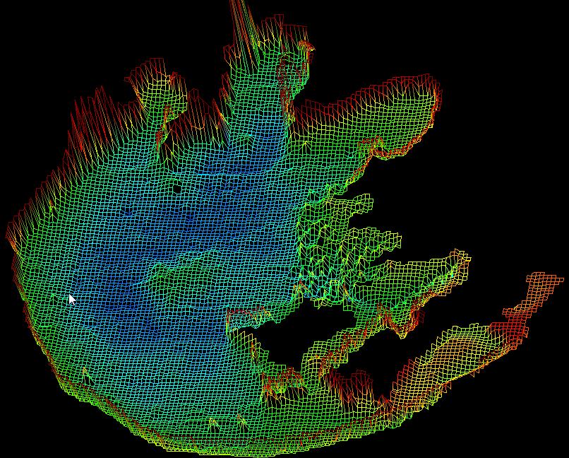 comupter aquatic model